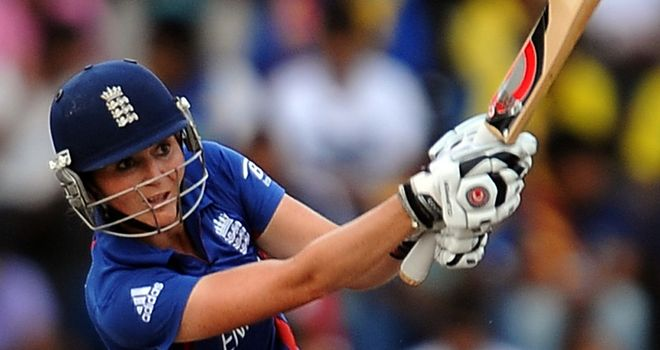 Charlotte Edwards: Became leading run-scorer in women's one-day internationals