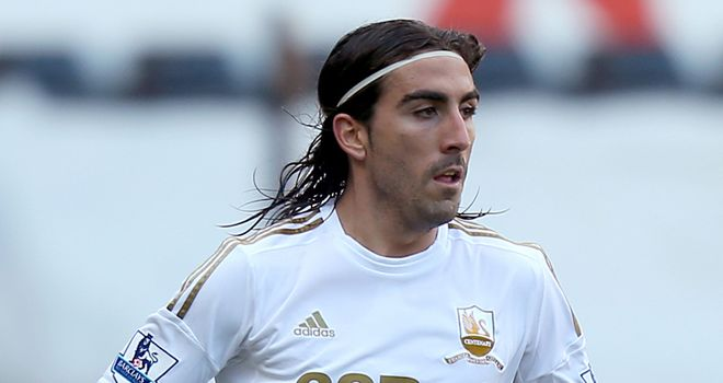 Chico Flores: Suffered a dead leg in the Capital One Cup tie at Liverpool