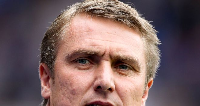 Lee Clark: Has handed Mitch Hancox a new deal
