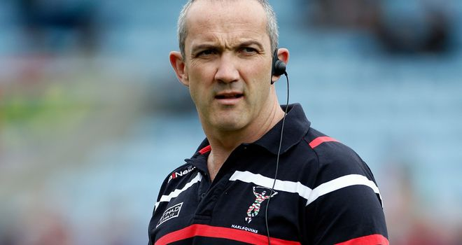 Conor O'Shea reflected on a solid victory for Harlequins at Zebre