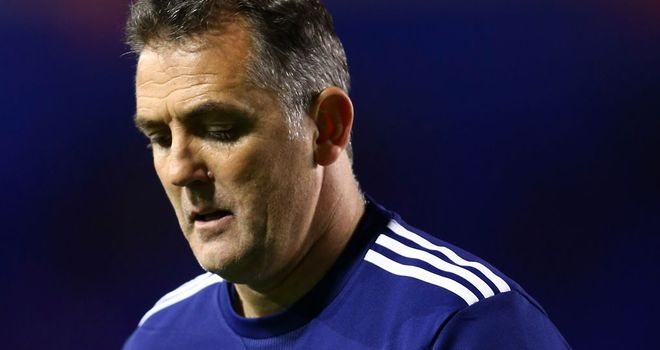 Owen Coyle: Admits it was hard to cope with everything that went wrong at Bolton last term