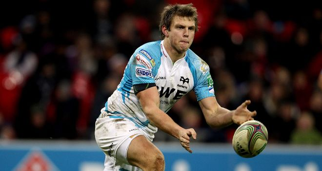 Dan Biggar: Kicked three conversions