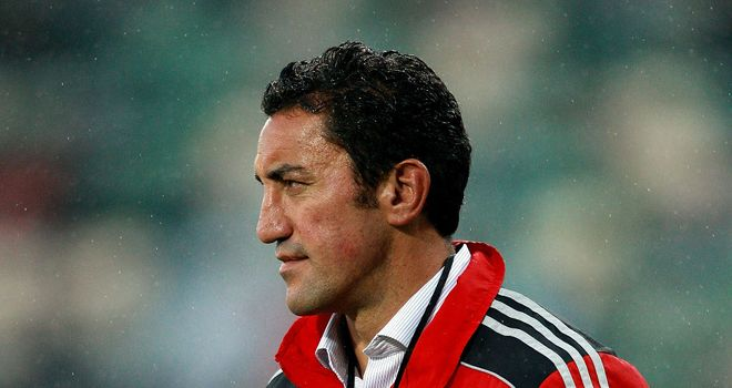 Daryl Gibson: Has announced he has opted to leave the Crusaders
