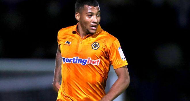 David Davis: Wolves midfielder eager to make the most of any first-team opportunities