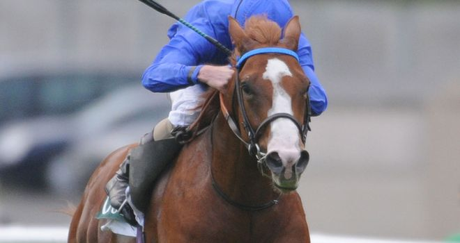 Dawn Approach: Has flown the flag for his sire