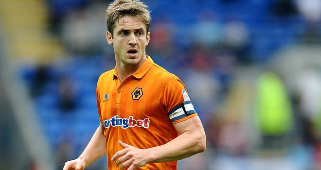 Kevin Doyle: Happy with scoring in Wolves' 2-2 draw with Bolton
