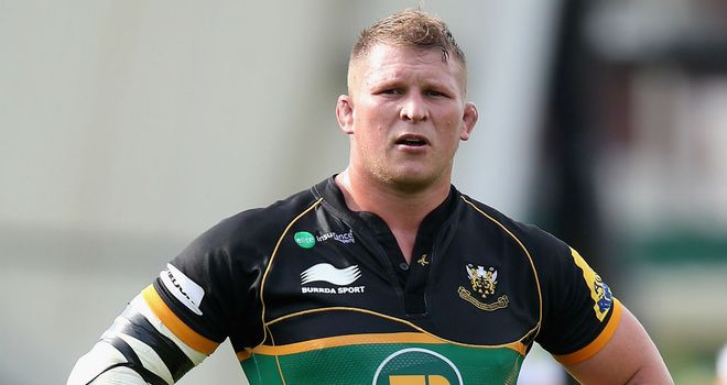 Dylan Hartley: Returns for Northampton after missing London Irish game