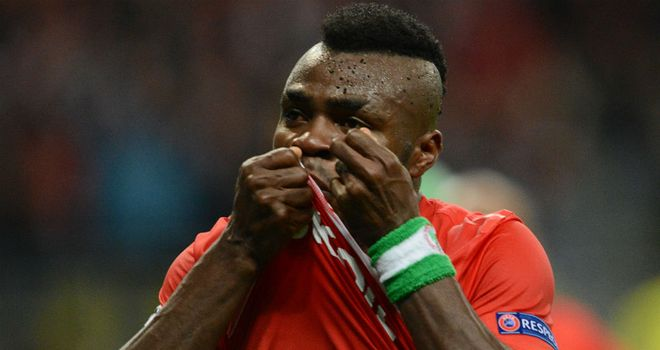 Emmanuel Emenike: Spartak Moscow striker linked with Liverpool