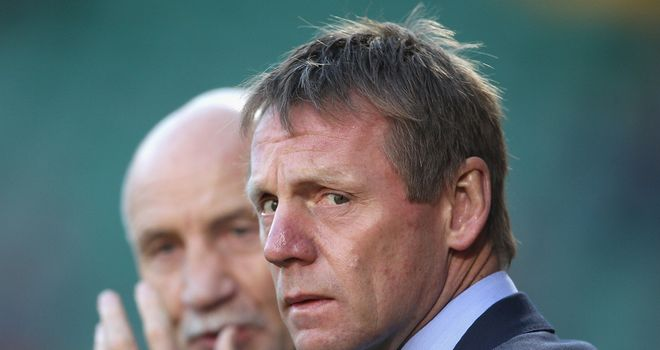Stuart Pearce: Under-21 boss has high hopes for England in Israel next year