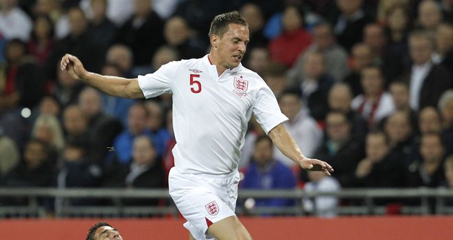 Phil Jagielka: Appreciates that England face a much sterner test against Poland