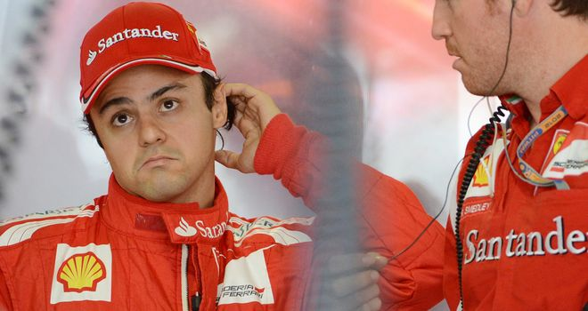 Felipe Massa has agreed a new deal at Ferrari