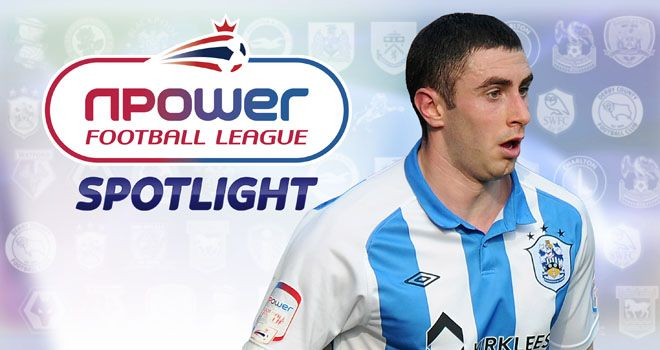Lee Novak: Says Huddersfield are taking their season one game at a time