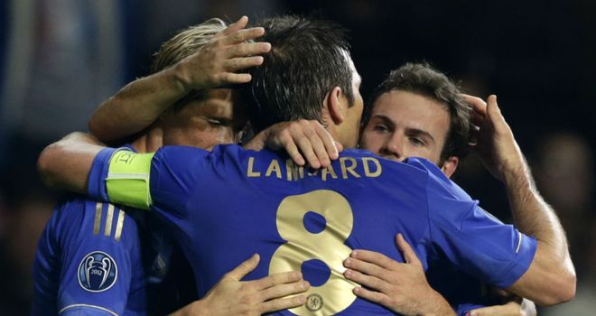 Frank Lampard: Has urged Chelsea to get the job done