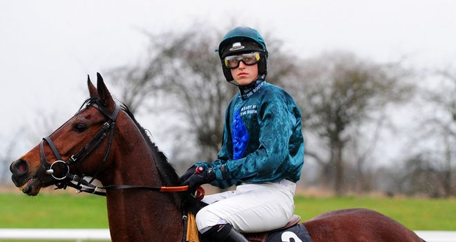 Fruity O'Rooney: Heading back to Cheltenham