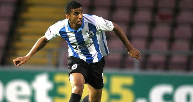 Oscar Gobern: Huddersfield midfielder out for 12 weeks after operation on ankle