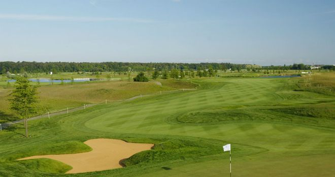 Golf Course St. Leon-Rot: Will host 2015 Solheim Cup match