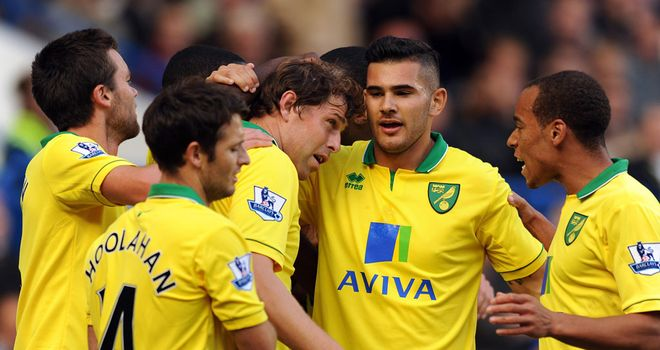 Grant Holt: Norwich striker has been told to not give up on his England dreams