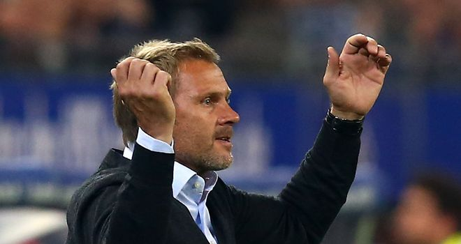 Thorsten Fink: Doesn't think side ready for Europa League
