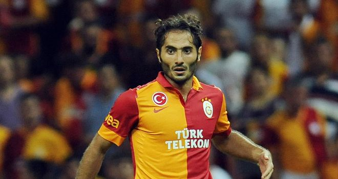 Hamit Altintop: Expected to shake off an injury to face Braga