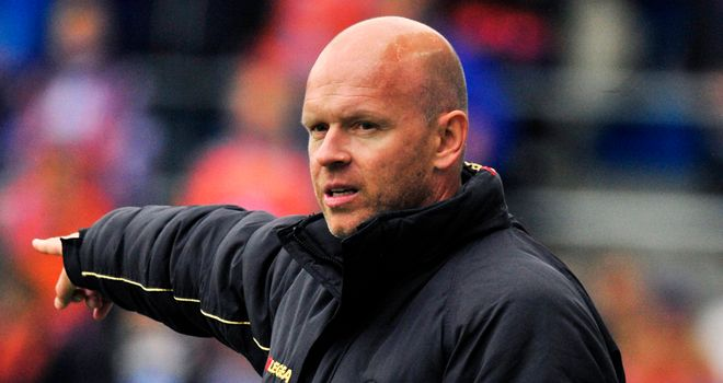 Henning Berg: Wants three points