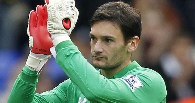 Hugo Lloris: Sharing goalkeeping duties with Brad Friedel