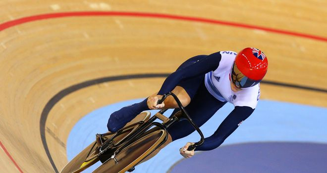 Jess Varnish: Looking to put Olympic disappointment behind her in Glasgow