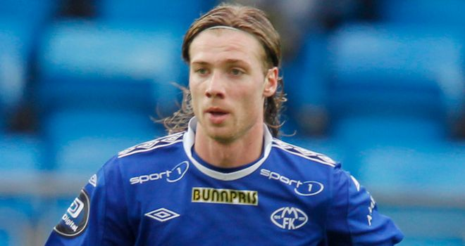 Jo Inge Berget: Has been linked with a January move to Newcastle