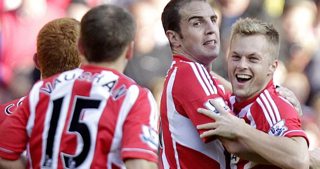 John O'Shea: Hopes a regular run of games will bring out the best in Sunderland's flair players
