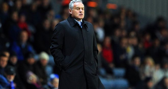 Dave Jones: Felt for Wednesday's travelling supporters