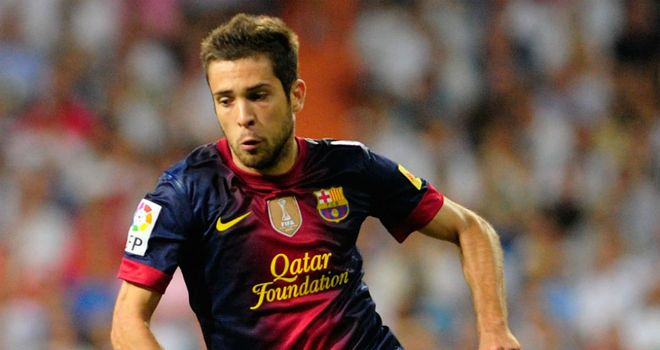 Jordi Alba: Taking nothing for granted in midweek meeting with Celtic