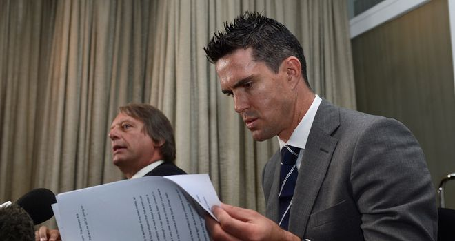 Kevin Pietersen: Boards attempt to draw line under saga
