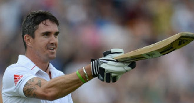 Pietersen: set for India?