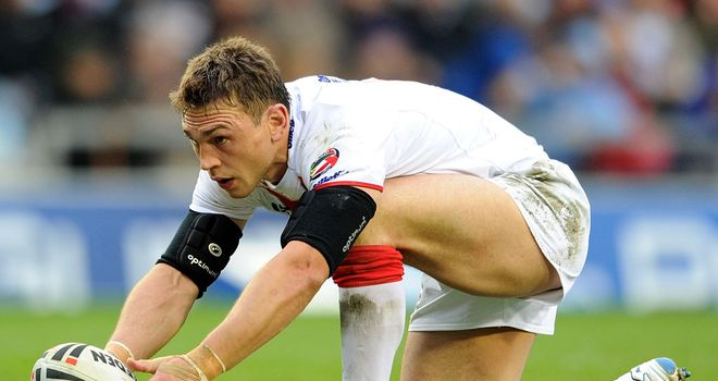 Kevin Sinfield: England team making strides