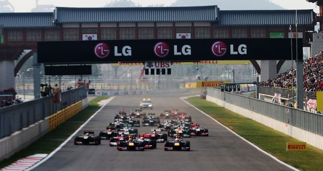 Korean race made a loss for third year running