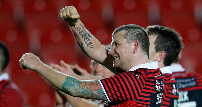 Lee Briers: Will fulfil a dream when he plays in Saturday's Grand Final against Leeds