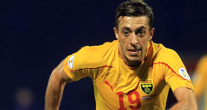 Agim Ibraimi: Struck to give Macedonia a surprise win over Serbia