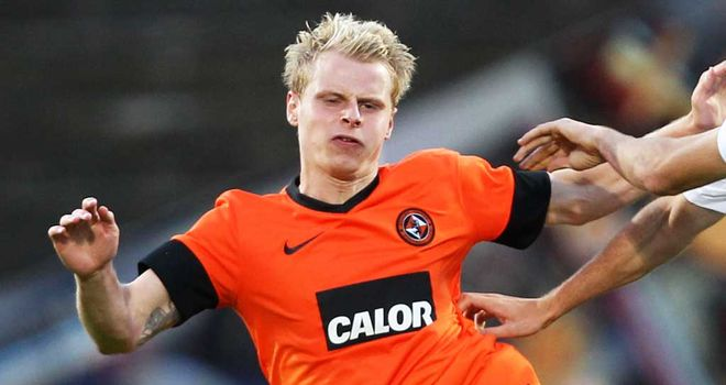 Gary Mackay-Steven: Has been missed by Dundee United