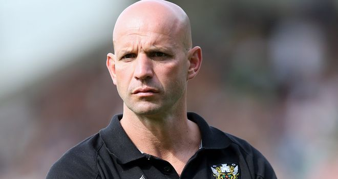 Jim Mallinder: Was delighted with the way Northampton responded to early setback