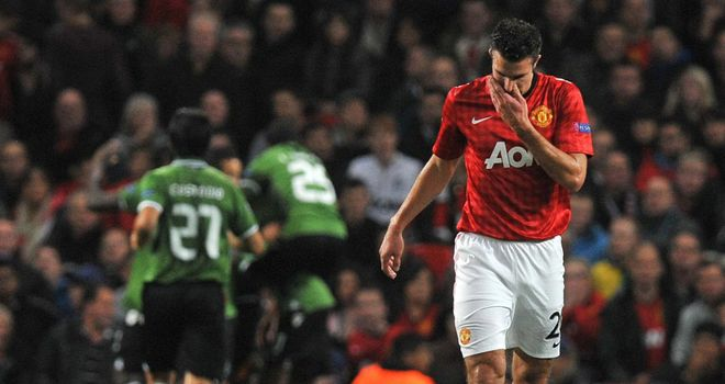 Robin van Persie: Good start at Manchester United