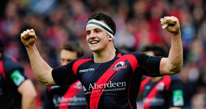 Matt Scott: Committed to Edinburgh until at least 2015