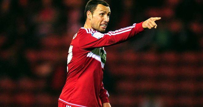 Scott McDonald: Bagged a brace for Middlesbrough