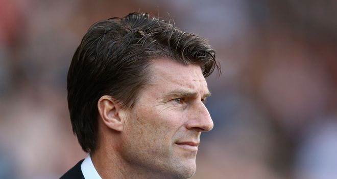 Michael Laudrup: Has the backing of Swansea's players, insists Garry Monk