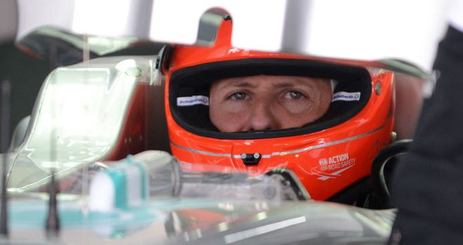 Michael Schumacher: Calling it quits for good after Brazil
