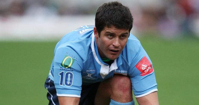 Morne Steyn: Set to join Stade Francais