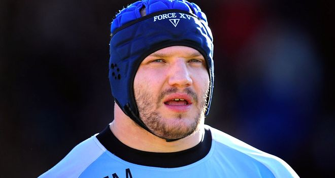 Euan Murray: Scotland international prop set to move to Sixways next month