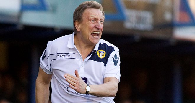 Neil Warnock: Hailed Leeds fans