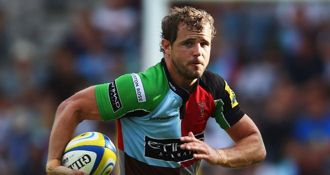 Nick Evans: Three-year deal for the classy New Zealand fly-half