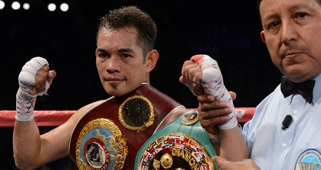 Nonito Donaire: Defended his title against the faded Nishioka