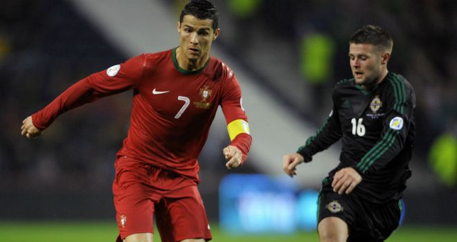 Oliver Norwood: Helped Northern Ireland to keep Cristiano Ronaldo and Portugal quiet
