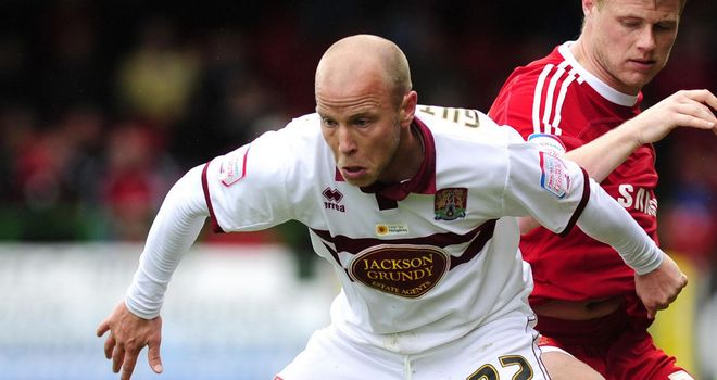 Luke Guttridge: Pushing for a start